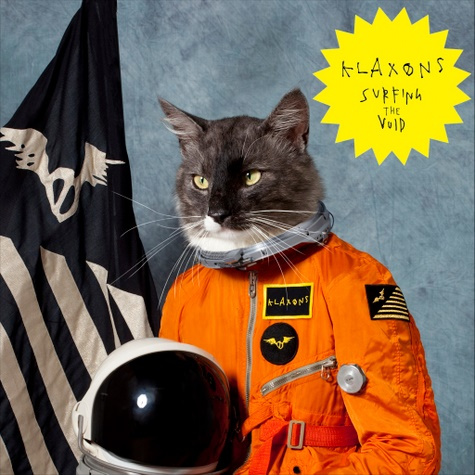 Klaxons_surfing the void